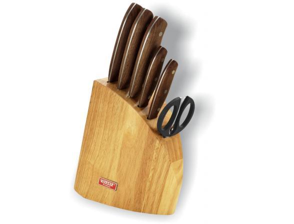 Набор ножей Vitesse Alanala VS-1728
