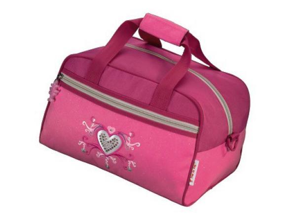 Сумка спортивная Samsonite Pink Romance Step by Step