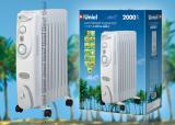 Масляный радиатор Uniel U-OFR16- 2000/9