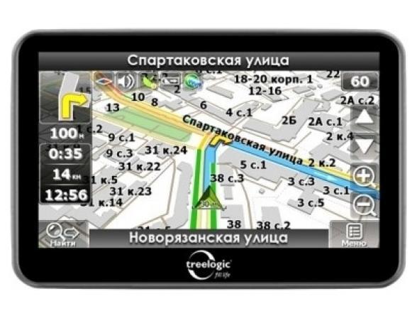 Навигатор Treelogic TL-432A 2Gb Навител