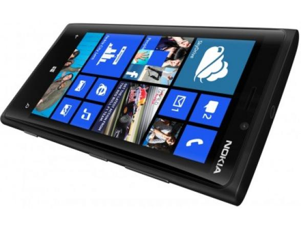 Смартфон Nokia Lumia 920 Black