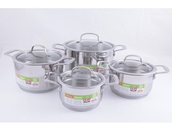 Набор посуды Fissman NORDIA 5814