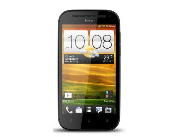 Коммуникатор HTC One SV Black