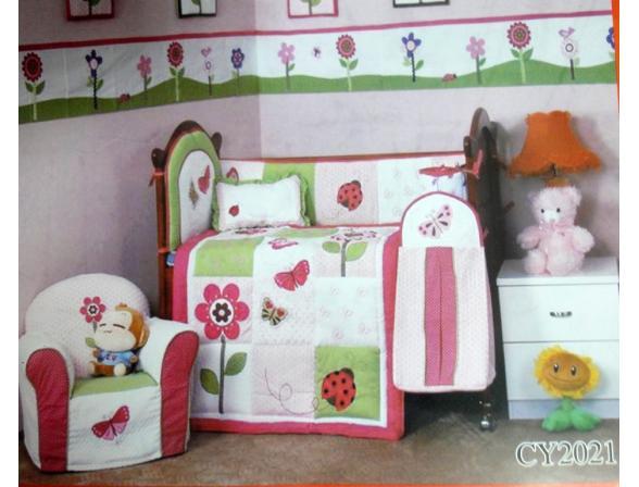 Плед для детской кровати ARYA CY 2021
