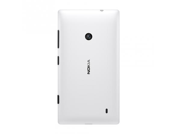 Смартфон Nokia Lumia 520 White