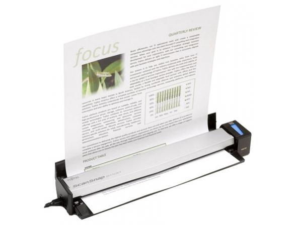 Сканер для документов Fujitsu ScanSnap S1100