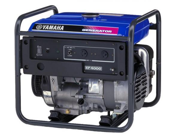 Бензогенератор Yamaha EF4000FW