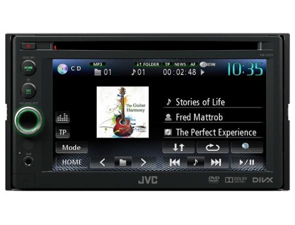 Автомагнитола JVC KW-AV51EE