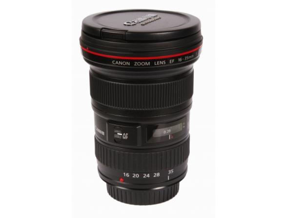 Объектив Canon EF 16-35 f/2.8L II USM