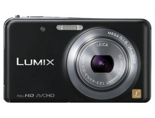 Цифровой фотоаппарат Panasonic Lumix DMC-FX80