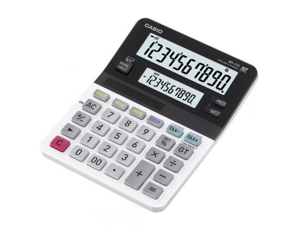 Калькулятор мини настольный Casio casMV-210