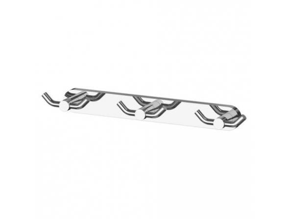 Планка с тремя двойными крючками ARTWELLE HARMONIA HAR 009