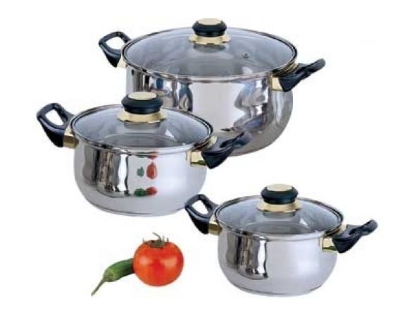 Набор посуды BEKKER Classik BK-950