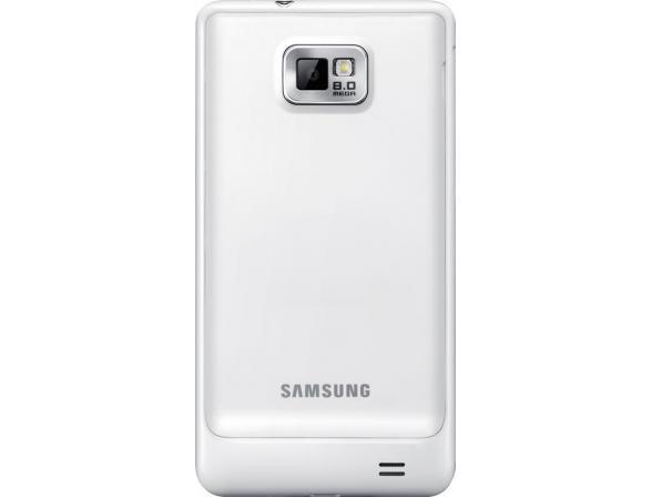 Смартфон Samsung I9100 Galaxy S II White