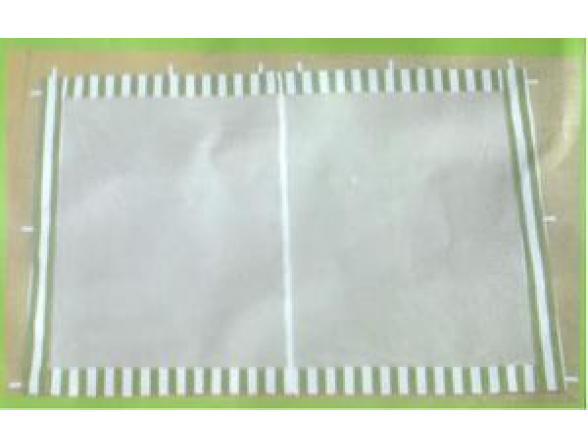Стенка с москитной сеткой Green Glade 4130