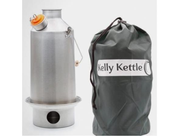 Ирландский самовар Kelly Kettle Trekker Alumin 0,5 л
