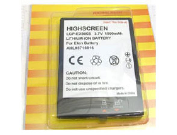 Аккумулятор для КПК Highscreen LGP-HTCP3600XL