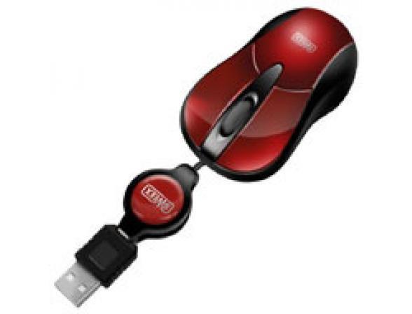 Мышь Sweex MI052, Cherry Red