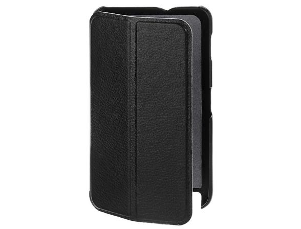 Чехол Yoobao LCSamNote-SBK Slim leather case for Samsung Galaxy Note i9220 (black)