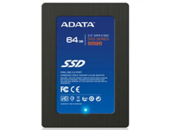 SSD жесткий диск A-Data 64Gb