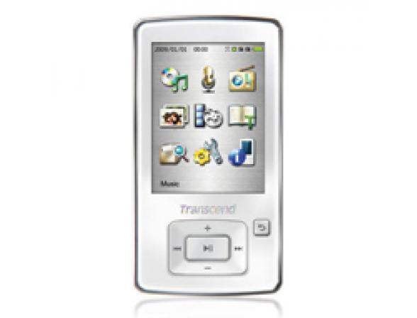 MP3 плеер Transcend T.Sonic 850  4Gb White