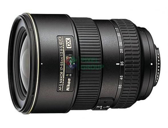 Объектив Nikon 17-55mm f/2.8G ED-IF AF-S DX Nikkor