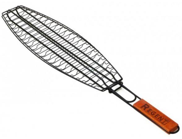 Решетка-гриль   для рыбы с антипригарным покрытием Regent Inox Picnic 93-PIC-74-2