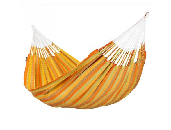 Гамак двухместный La Siesta Carolina Double Hammock Citrus
