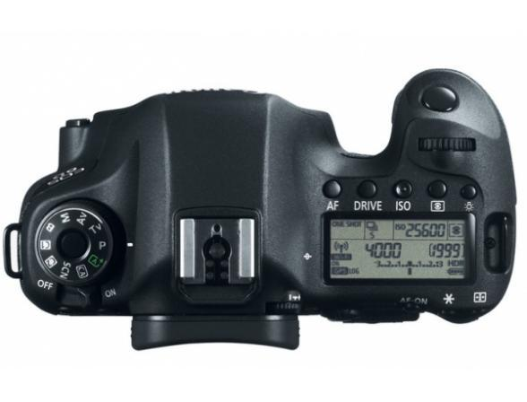 Зеркальный фотоаппарат Canon EOS 6D Kit 24-105  IS USM (WG) Wi-Fi, GPS
