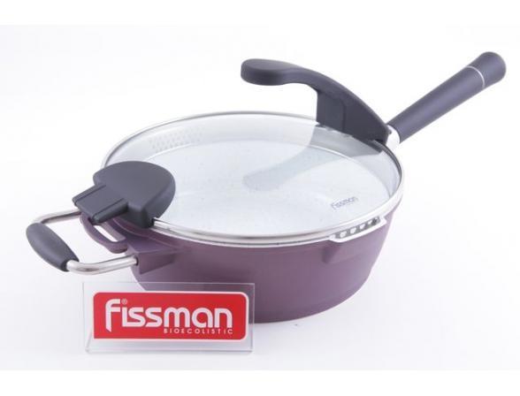 Сковорода глубокая Fissman SIROCCO 4562