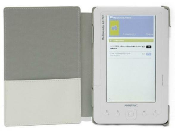 Электронная книга Assistant MediaReader АЕ-702
