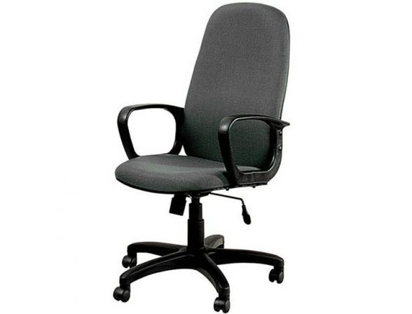 Кресло руководителя BURO Ch-808AXSN/Grey