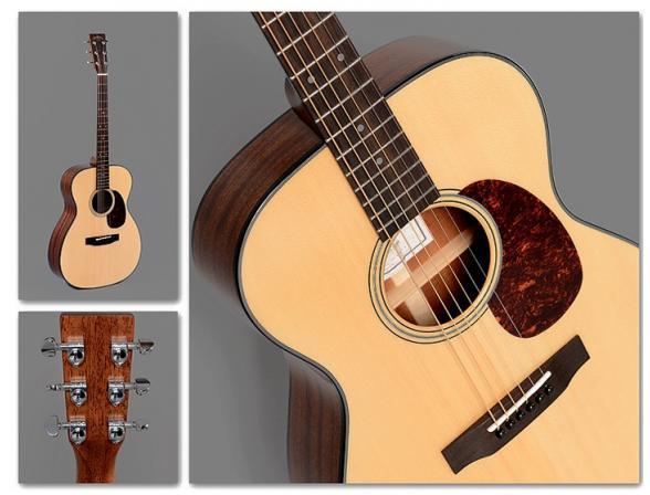 Гитара _Sigma 000M-18