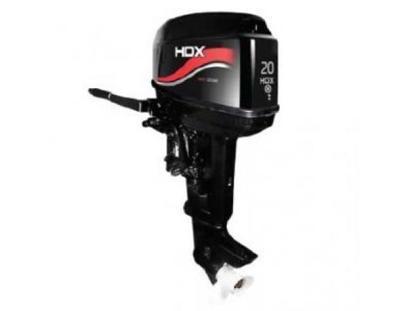 Лодочный мотор HDX 2-х тактный T 20 BMS