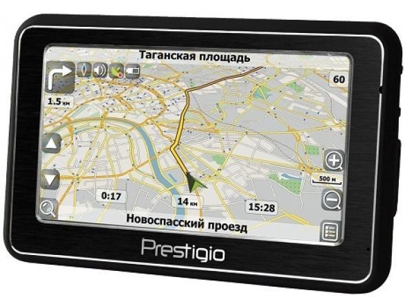 GPS-навигатор Prestigio GeoVision 4250BT