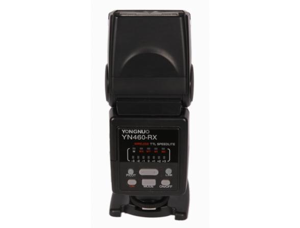 Вспышка Yongnuo YN-460TXRX для Canon
