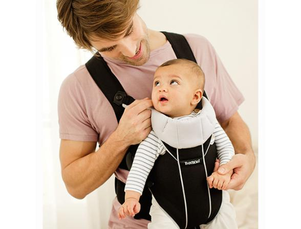 Рюкзак-переноска BabyBjorn Baby Carrier Miracle 0960.47