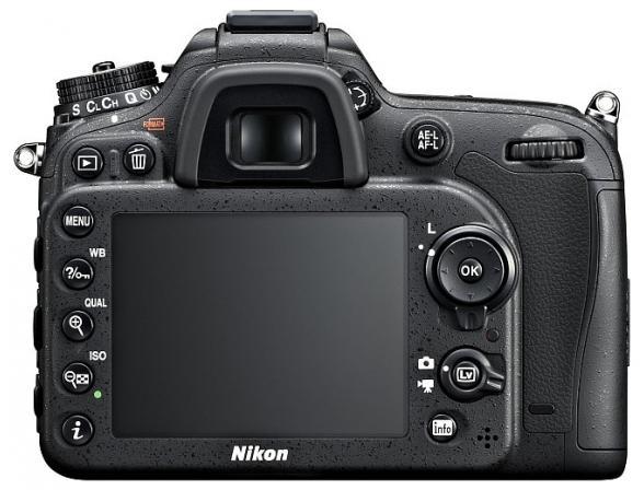 Зеркальный фотоаппарат Nikon D7100 Kit 18-55 VR II