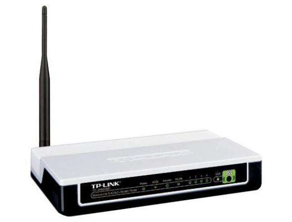 Беспроводной маршрутизатор TP-LINK TD-W8950ND