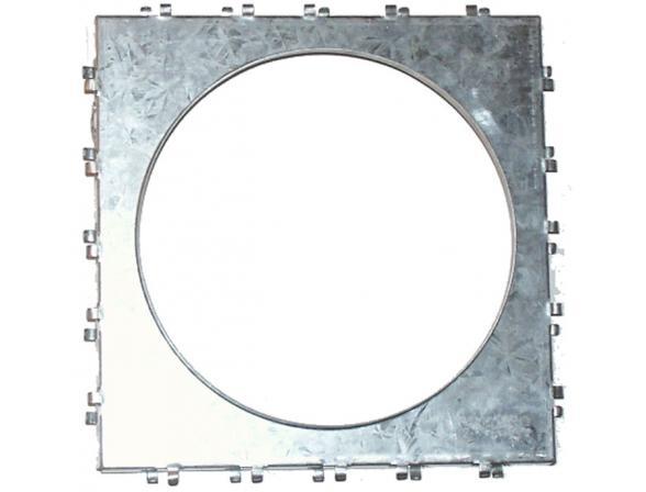 Рамка закладная Energy NCB-M-CM-1