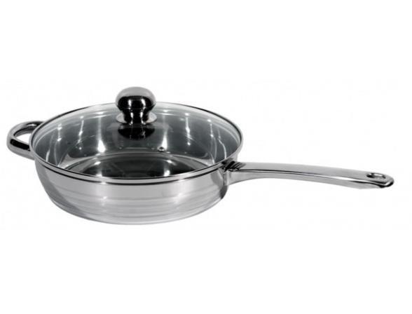 Сковорода Regent Inox LUNA vitro 93-Lv06