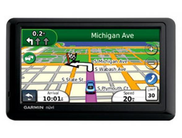 GPS-навигатор Garmin Nuvi 1410