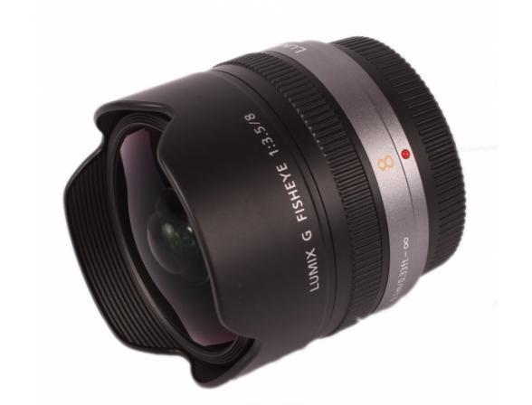 Объектив Panasonic H-F008E