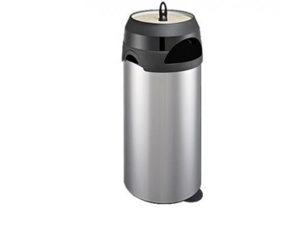 Бак для мусора с qpdb Melicony 60 л, сталь