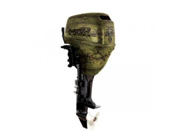 Лодочный мотор HDX 2-х тактный T 35 FWS