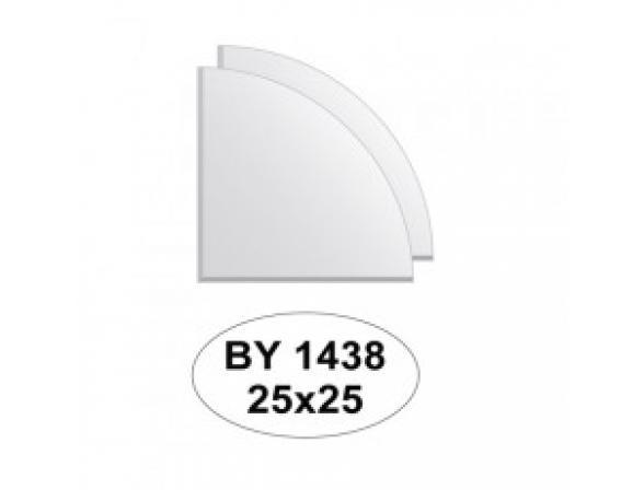 Зеркальная плитка EVOFORM REFRACTIVE BY 1438 (2шт.)