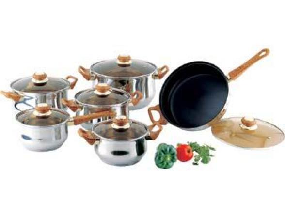 Набор посуды BEKKER Classik BK-226