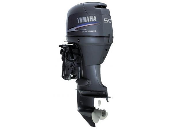 Лодочный мотор Yamaha F 50 DETL