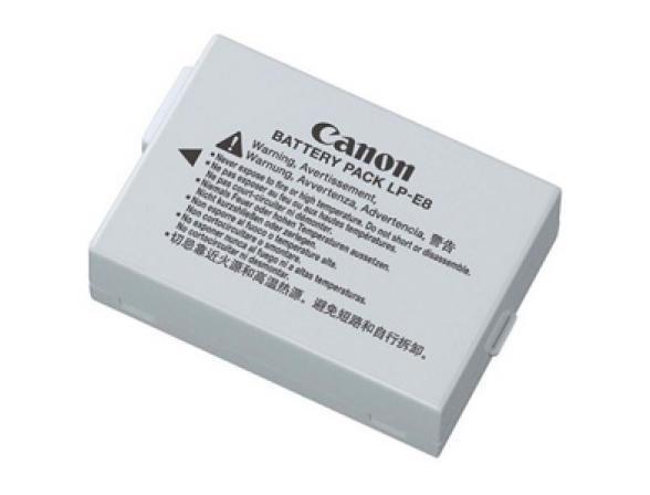 Аккумулятор Canon LP-E8