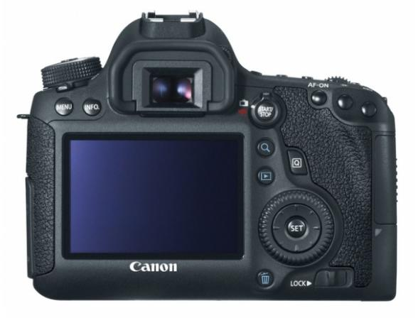 Зеркальный фотоаппарат Canon EOS 6D Kit 24-105 IS STM